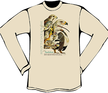 Birds of Sage and Prairie T-Shirt (Longsleeve)