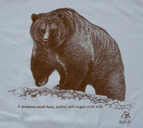 Grizzly T-Shirt (Organic)
