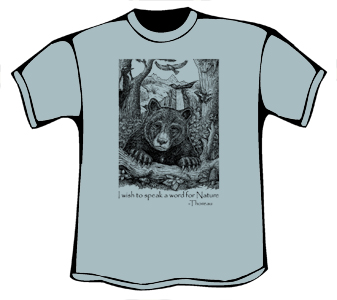 Bear Wonder T-Shirt (Youth)