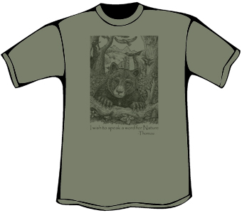 Bear Wonder T-Shirt (Organic)