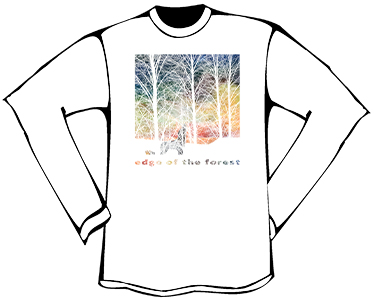 Edge of the Forest T-Shirt (Longsleeve)