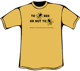 To Bee T-Shirt (Heavyweight)