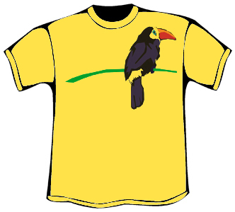 Toucan T-Shirt (Youth)