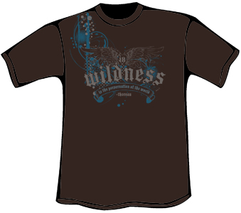 In Wildness T-Shirt (Organic)