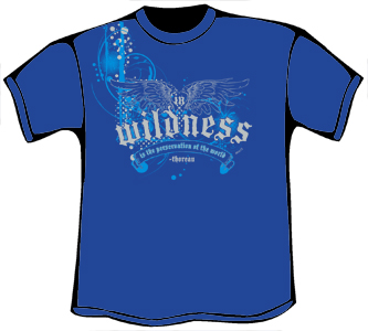 In Wildness T-Shirt (Youth)