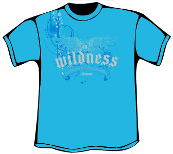 In Wildness T-Shirt (Women's Relaxed Fit)